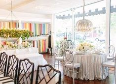 Tour Me Tuesday : La Tavola Los Gatos Showroom - La Tavola Fine Linen Showroom Design, Office Interior Design, Office Interiors, Showroom Ideas, Table Linen Rentals, Tablecloth Rental, Event Rental Business, Wedding Planner Office, Store Layout