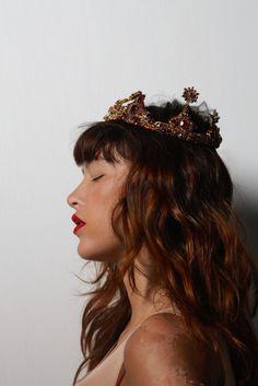 crown...and I think Paz de la Huerta who I lovelovelove