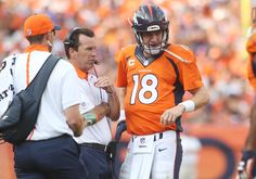 Gary Kubiak Explains Why He Chose To Insert Peyton Manning In The Denver Broncos 27-20 Win Over San Diego - Denver - Scout