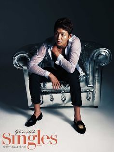 Lee Jung Jin - Singles Magazine August Issue 13