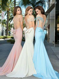 Tarık-Ediz Prom Dresses
