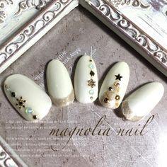 magnolia (ネイル)|ネイル画像数国内最大級のgirls pic(ガールズピック)