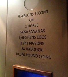 Sjov i elevator