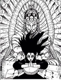 """Naruto🍥: Hokage Hashirama Senju - """"God of Shinobi"""" Anime Naruto, Fan Art Naruto, Naruto Shippuden Sasuke, Boruto, Naruto Sketch, Naruto Drawings, Madara Wallpapers, Animes Wallpapers, Art Manga"""