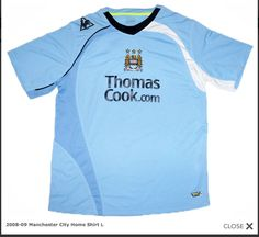 2008-09 Home shirt