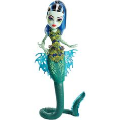 Monster High Great Scarrier Reef - Glowsome Ghoulfish Frankie Stein Doll #MonsterHigh
