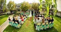 Santa Barbara Wedding Venue: Santa Ynez Inn, Victorian Elegance in Wine Country