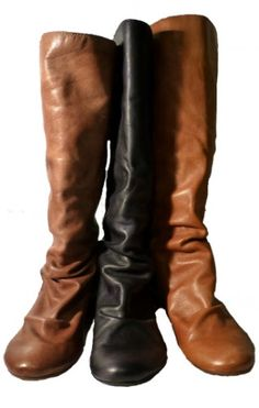 Rounded top Felmini boot