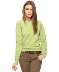 Heathered Pullover   FOREVER21 - 2002928392