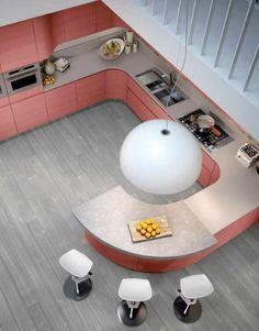 Centro Kitchen_model: Volee Kitchen Models, Kitchen Collection, Ceiling Lights, Lighting, Home Decor, Decoration Home, Room Decor, Lights, Outdoor Ceiling Lights