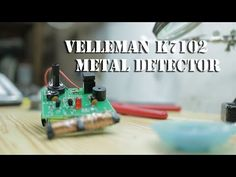 If you want to build a metal detector, we've got you covered. We've collected a list of the 19 best DIY metal detector plans from around the internet. Lead Acid Battery Charger, Circuit Diagram, Soldering Iron, Metal Detector, Learning Tools, Diy Projects, Entertaining, How To Plan, Internet