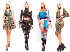 Nicki Minaj Clothing Line Coming Soon!!