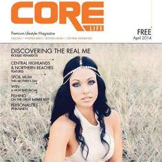 April issue for #CorelifeMagzine #airbrushmakeup #RachelleBarrettMakeup airliebeachbridal@gmail.com