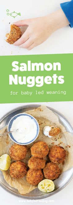 Easy Salmon Nugget Recipe for Baby Led Weaning and Toddlers. Easy Salmon Nugget Recipe for Baby Led Weaning and Toddlers. Jodie Carter jaffajo baby led weaning Easy Salmon Nugget Recipe […] recipes for toddlers Healthy Finger Foods, Baby Finger Foods, Healthy Meals For Kids, Healthy Foods To Eat, Kids Meals, Easy Meals, Healthy Recipes, Baby Led Weaning, Weaning Toddler