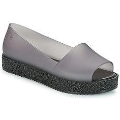 0357fee5128e Flat shoes Melissa PUZZLE Black 61.99 £ Flade Sko
