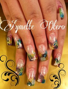 Encapsulate Nails