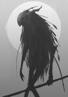 Creature sketch by ShahabAlizadeh on DeviantArt