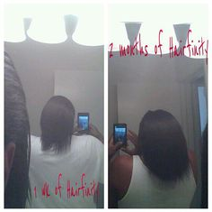 Hairfinity vitamins before and after. SEE MORE AT http://hairfinity.com/TestimonialsofFasterHairGrowth.htm