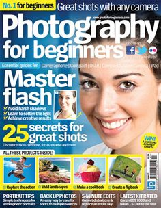 Shhhh! Issue 27 is full of photo secrets. It's also packed full of tips like how to master flash, easy edits and fantastic projects.