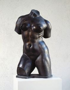 Chained Action, N/D // by Aristide Maillol ( 1861-1944)