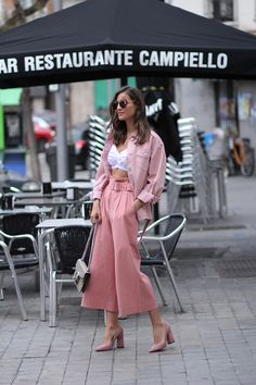 Pink look looks - Lady Addict