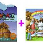 BebeDream.ro: Pachete speciale cu carti si resurse biblice pentru copii