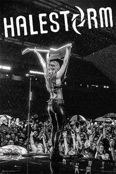 Halestorm - Lzzy Hale