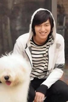 LMH and that dog again!