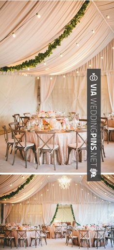 Nice! - Wedding decor trend for 2014: Choose lush leaves over flowers! - Wedding Party | CHECK OUT THESE OTHER COOL SHOTS OF GREAT WEDDING DECOR TRENDS 2015 OVER AT WEDDINGPINS.NET | #weddingdecor2015 #weddingdecor #decor #2015 #trends #weddings #weddingvows #vows #tradition #nontraditional #events #forweddings #iloveweddings #romance #beauty #planners #fashion #weddingphotos #weddingpictures