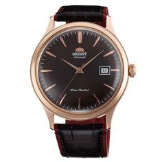 ORIENT Bambino IV Classic FAC08001T0 Orologio Uomo Automatico 30m #orient #wristwatch #bambino #watch #automatic