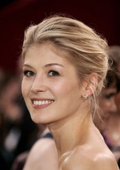 Rosamund Pike.  Another major girl-crush on this gal.