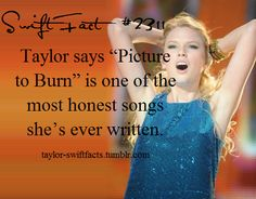 taylor swift facts That's my favorite song!