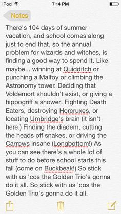 """My Harry Potter parody of the Phineas and Ferb theme song. It would be better if it said """"finding Umbridges heart (it isn't here!"""""""