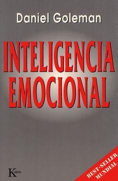 Libro Inteligencia emocional, de Daniel Goleman   Libros Más Vendidos