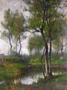 John Francis Murphy - Woodland Brook