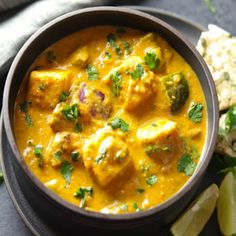 Instant Pot Paneer Tikka Masala is a flavorful and aromatic curry, made with ma. - Instant Pot Paneer Tikka Masala is a flavorful and aromatic curry, made with marinated and grilled - Indian Veg Recipes, Paneer Recipes, Vegetarian Recipes, Cooking Recipes, Vegetarian Soup, Indian Dessert Recipes, Rice Recipes, Seafood Recipes, Cooking Tips
