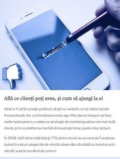 Facebook pentru afaceri, o idee riscantă pe termen lung Facebook Business, Marketing, Website
