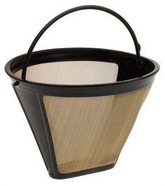 Cuisinart (Cuisinart) GTF Gold-Ton Filterkaffeefilter (Japan-Import)