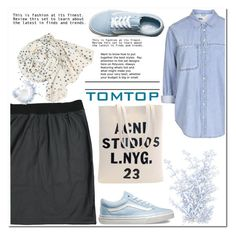 """Tomtop 28"" by nerma10 ❤ liked on Polyvore featuring moda, Topshop, Vans, women's clothing, women, female, woman, misses y juniors"