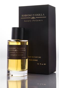Habano Vanilla By Luxury Perfumes