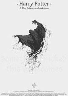 Harry Potter And the Prisoner of Azkaban - Minimalist Post…   Flickr
