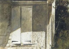 The Studio By Andrew Wyeth