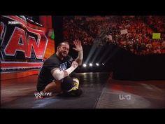 CM Punk Shoot On RAW 06/27/2011 - YouTube