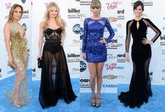 Vestidos de festa - Confira os looks do Billboard Music Awards 2013