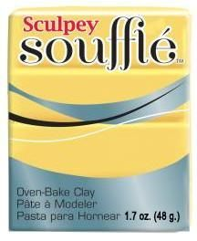 Sculpey Souffle -- Canary