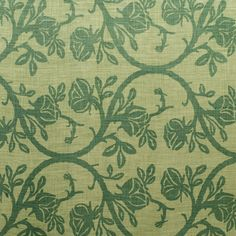 Kathryn M. Ireland : Summers in France Pattern: Forest Green. Tuscan House, Ireland, France, Board, Green, Summer, Pattern, Fabric, Inspiration