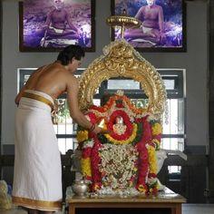 Samadhi Ramana Maharshi
