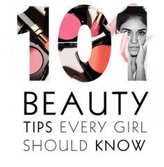 101 Beauty Tips Every Girl Must Read!!!#Beauty#Trusper#Tip