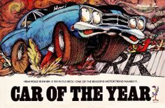 1969 Plymouth Roadrunner ad- Car of the Year