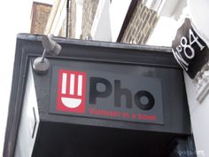 Integrated comms agency Embrace's Clerkenwell favourite: Pho Café